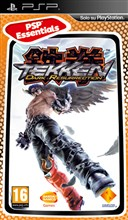 Tekken: Dark Resurrection Essentials Psp