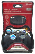 Controller Wireless Black Microsoft Pc