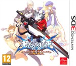 Blazblue: Continuum Shift 2 3ds