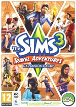 The Sims 3 Travel Adventures Expans.Pack Pc