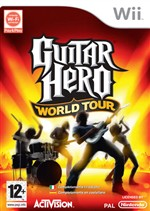 Guitar Hero World Tour Game Sw Wii
