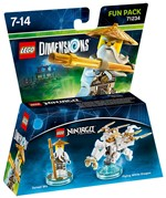 Lego Dimensions Fun Pack Sensei Wu