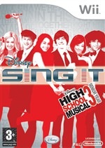 Disney Sing It! High School Musical Wii