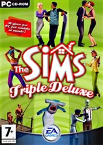 The Sims Triple Deluxe Pc