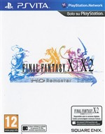Final Fantasy X/x-2 Hd Ps Vita