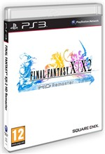 Final Fantasy X/x-2 Hd Remaster (Ps3) (i