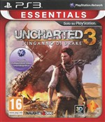 Uncharted 3:L'inganno Di Drake Ess. Ps3