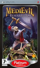 Medievil Resurrection Platinum Psp