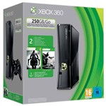 Console Xbox360 250gb+batman+darks.2