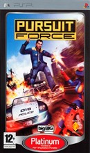 Pursuit Force Platinum Psp