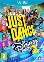 Just Dance Disney Party 2 Wiiu
