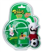 Rayman Rabbids Mini Figure Footb. Ita