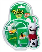 Rayman Rabbids Mini Figure Footb. Brazil