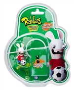 Rayman Rabbids Mini Figure Footb.England