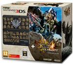 Console New 3ds + M.Hunter 4 Ultimate