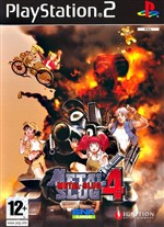 Metal Slug 4 Ps2