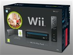 Console Nintendo Wii + Wii Fit Plus Nera