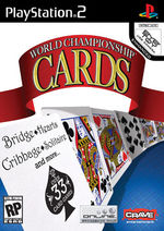 World Championship Cards Ps2