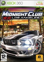 Midnight Club: Los Angeles Xbox360