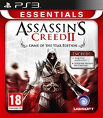 Assassin's 2 Goty Essentials Ps3