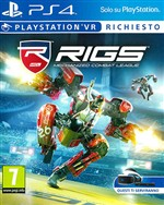 Rigs - Mechanized Combat League