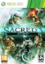 Sacred 3 First Edition Xbox360
