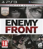 Enemy Front Day One Edition Ps3
