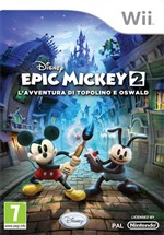 Disney Epic Mickey 2 Wii