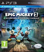 Disney Epic Mickey 2 Ps3