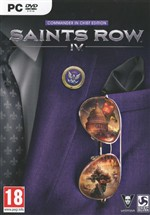 Saints Row Iv Day One Edition Pc