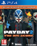 Pay Day 2 - The Big Score Ps4