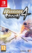 Warriors Orochi 4 SWI