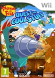 Phineas & Ferb: Quest For Cool Stuff Wii