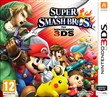 Super Smash Bros. 3ds (ESAURITO)