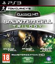 splinter cell trilogy hd ...