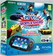 Console Ps Vita Sport&racing Pack+mem 8g