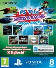 Memory Card 8 Gb Ps Vita + Sport&racing