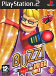 Buzz! The Mega Quiz Sw Ps2