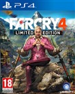 Far Cry 4 Limited Ed. Ps4