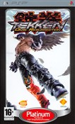 Tekken: Dark Resurrection Platinum Psp