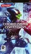 Coded Arms 2: Contagion Psp