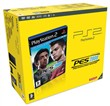 Console Ps2 40 Gb + Pes 2008