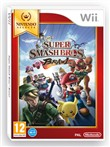 Super Smash Bros Brawl Select Wii