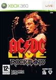 Rock Band: Ac/dc Live Xbox360