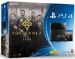 Console Ps4 500gb + The Order 1886