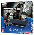 Console Ps3 500gb + Watch Dogs