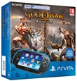 Console Ps Vita Wi-fi + God Of War Coll.