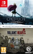 Compilat.Child of Light + Valiant Hearts SWI)