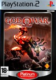 god of war platinum ps2