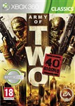 Army Of Two: The 40th Day Classics Xb360